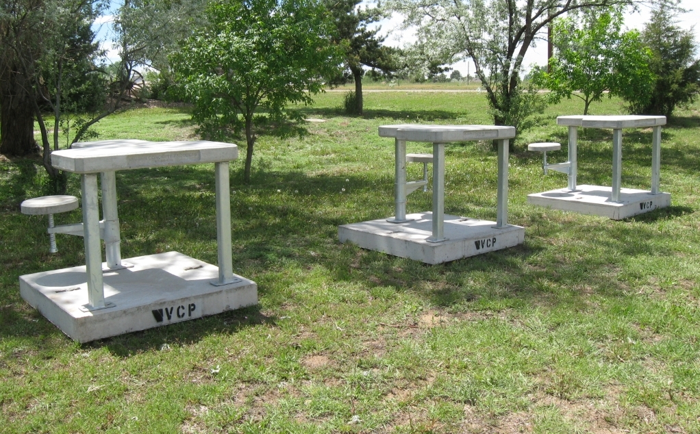 Update Your Shooting Range Shooting Benches